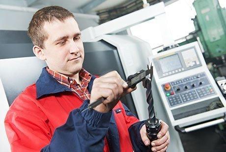 Messgeräte im Bereich der Fertigungsmesstechnik